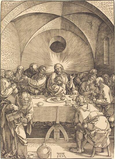 Albrecht Dürer, 'The Last Supper', 1510