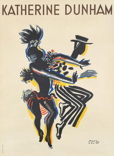 Paul Colin, 'Katherine Dunham.', 1947