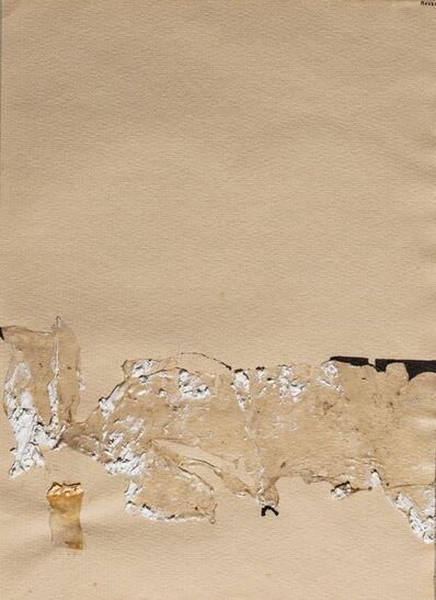 Alberto Burri, 'Paper', 1953/'54