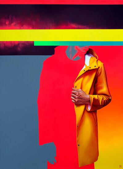 Sebastián Riffo Montenegro, 'Yellow', 2018