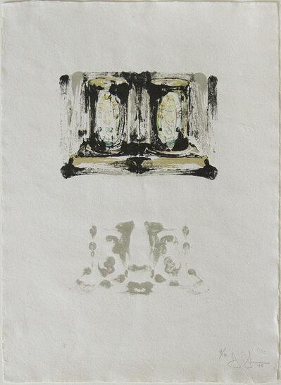 Jasper Johns, 'Ale Cans (II)', 1975