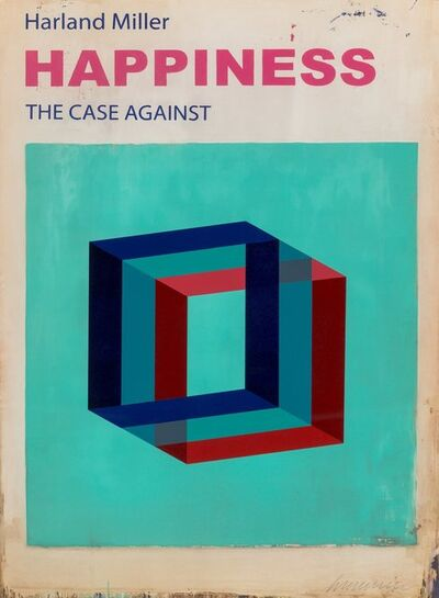 Harland Miller, 'Happiness: The Case Against Humanity (Large)', 2017