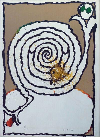 Pierre Alechinsky, 'No title', 1980