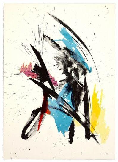 Jean Miotte, 'Composition I', 1990
