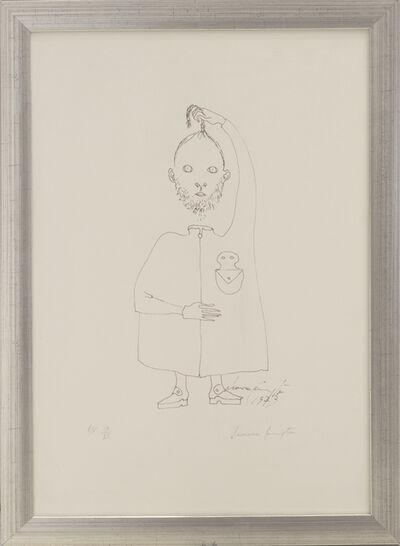 Leonora Carrington, 'Sin Cabeza', 1973