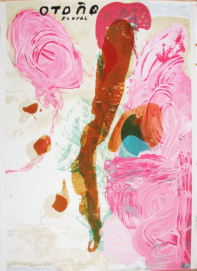 Julian Schnabel, 'Sexual Spring-Like Winter Series- Otono Floral', 1995
