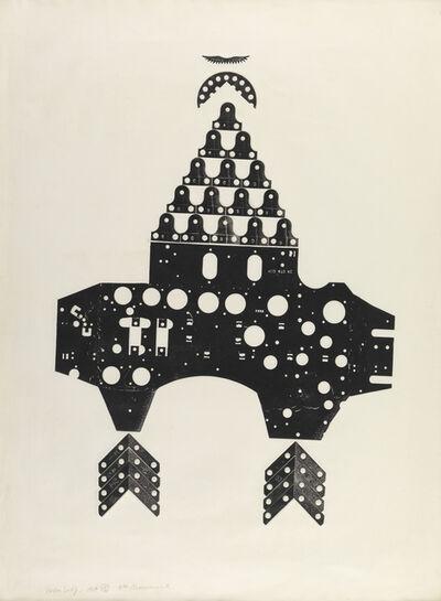 Colin Self, '4th Monument', 1964