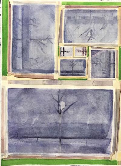 Franklin Evans, 'treeerasure', 2015