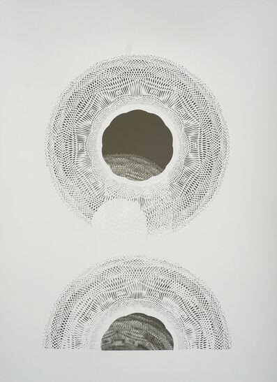Tahiti Pehrson, 'Light Pouring On An Arc', 2018