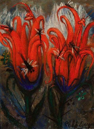 Philip Evergood, 'Desert Plants', 1948