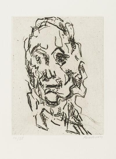 Frank Auerbach, 'Ruth', 2001-2002