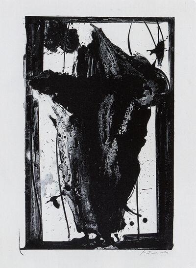 Robert Motherwell, 'Easter Day 1979', 1980