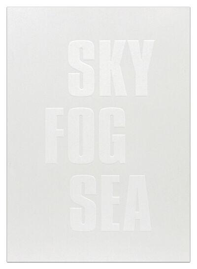 Kay Rosen, 'Seascape', 2008