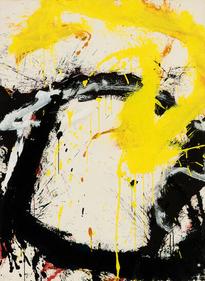 Norman Bluhm, 'Untitled', 1966
