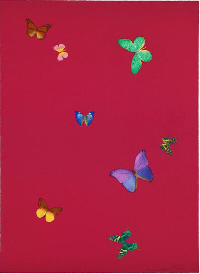 Damien Hirst, 'Your Smell', 2015