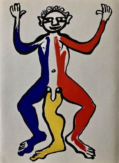 Alexander Calder, 'Un Patriote', 1975