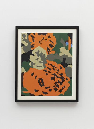 Laeh Glenn, 'Orange Clone', 2018