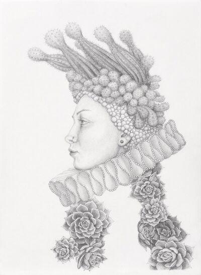 Chikako Okada, 'Infanta Futura', 2019