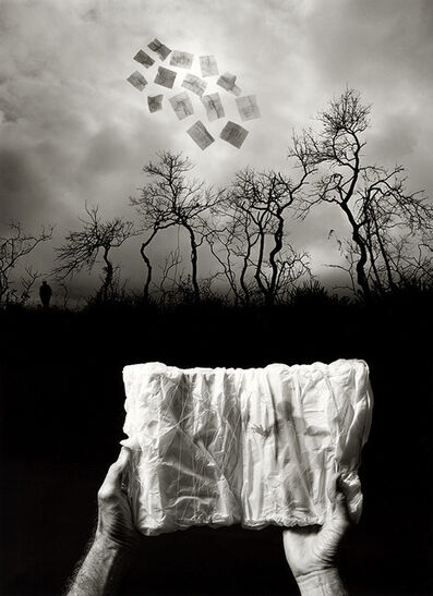 Jerry Uelsmann, 'Elusive Journal', 2009