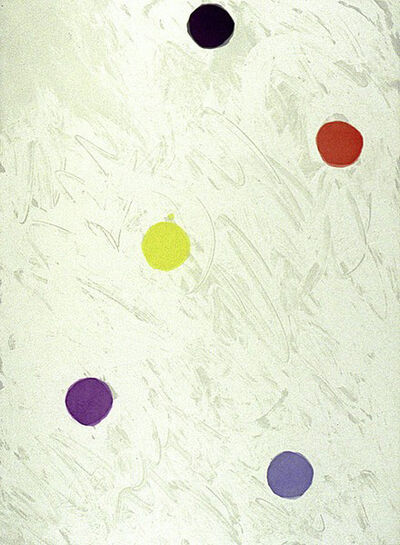 Mary Heilmann, 'Pentimento', 1998