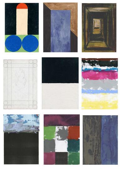 Heimo Zobernig, 'Untitled', 1988 to 2017