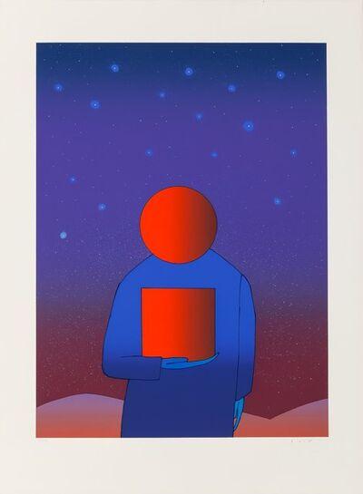 Jean Michel Folon, 'The Gift', n.d.