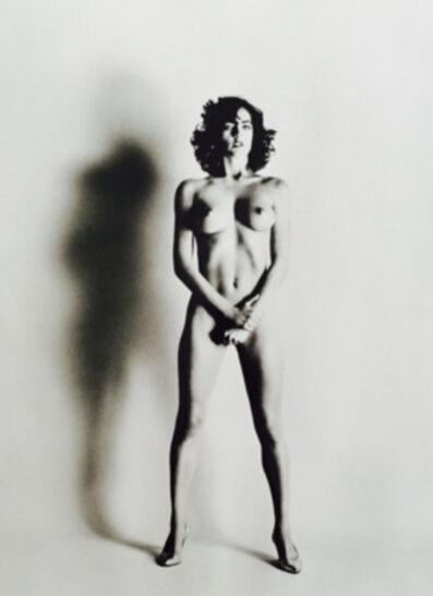 Helmut Newton, 'Big Nude', 1980