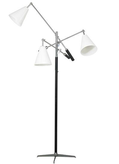 Angelo Lelii, 'Triennale floor lamp', ca. 1960