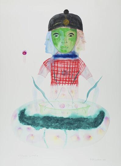 Franck Lundangi, 'L'homme Spirituel', 2015