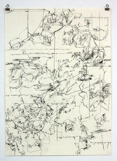 Yukari Bunya, 'Drawing - The View of the Alive Scenery 2', 2009