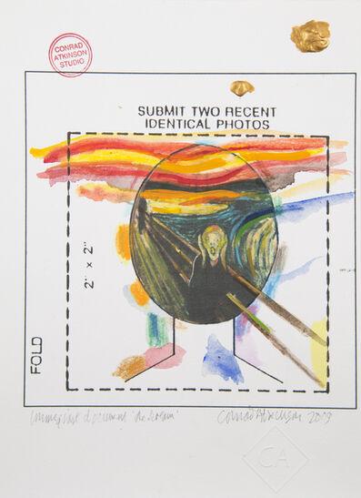 Conrad Atkinson, 'Immigrant Document: Scream', 2009