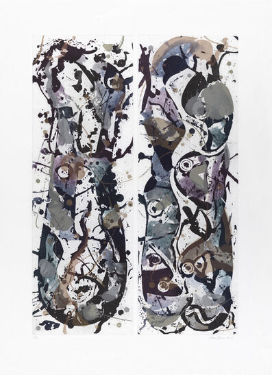 Sam Francis, 'Untitled', 1985