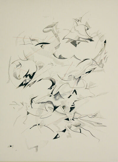 Gianluca Bianchino, 'Murmurations #7', 2014