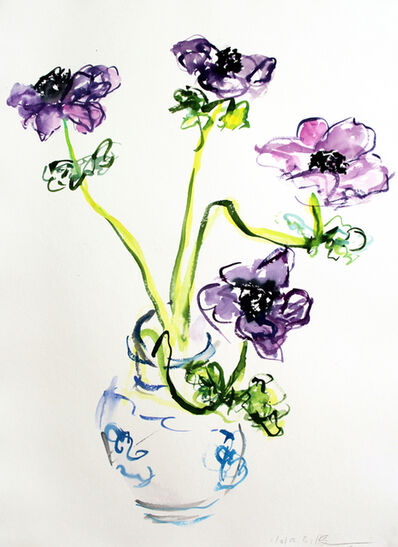 Billy Sullivan, 'Anemones 2, 1/2/2012', 2012