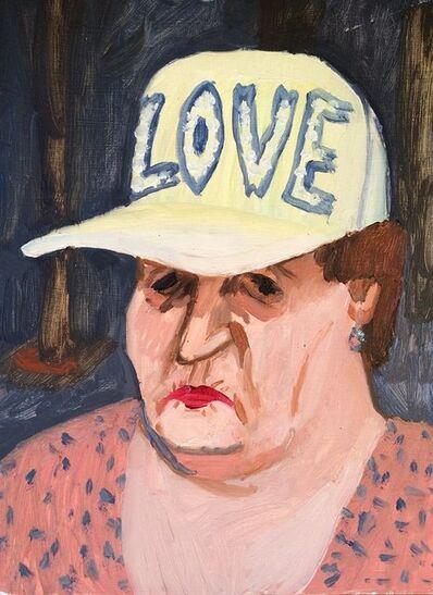 Anna Lukashevsky, 'Love', 2015
