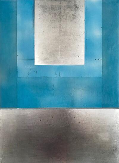 Ulla Stroehmann, 'Untitled, Blue', 2010