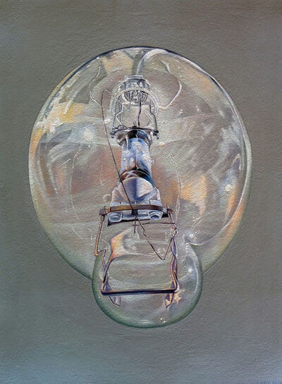 Lucy Gaylord-Lindholm, 'Light Bulb', 2018