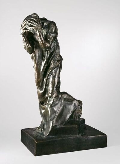 Auguste Rodin, 'Andrieu d'Andres, Monumental', 1888