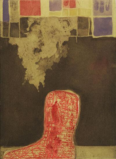 Dia Azzawi, 'Memories VI ', 1975