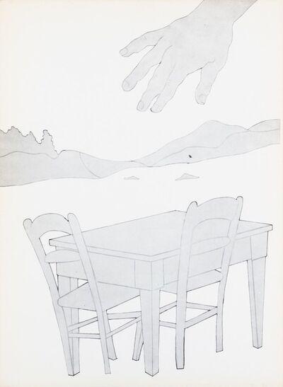 Renato Mambor, 'Solo exhibition', 1965