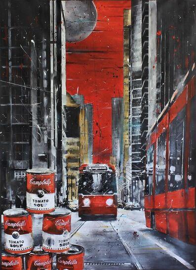 Mauro Paparella, 'Urban obstacles', 2019