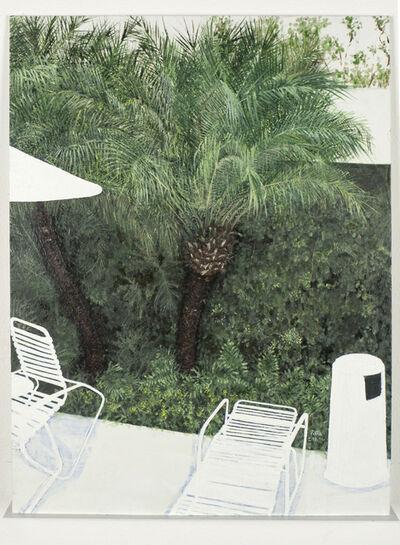 Renata Fernandez, 'Deck Chairs Series No.6', 2016