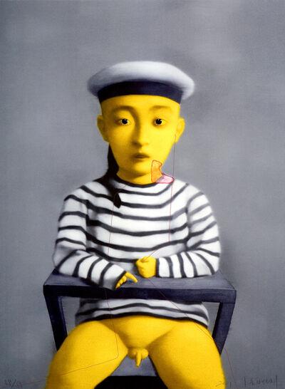 Zhang Xiaogang, 'Little Marine', 2007