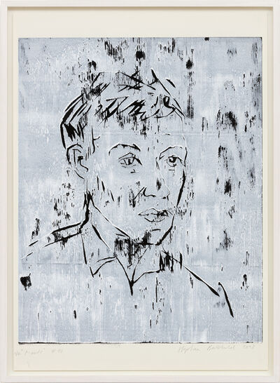 Stephan Balkenhol, 'Moods #10', 2020