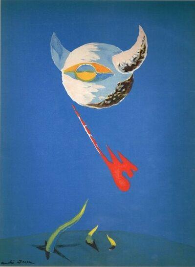 André Masson, 'The Moon (La Lune)', 1938