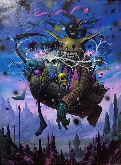 Jeff Soto, 'The Last Voyage II', 2014