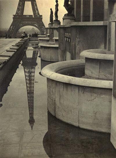 Jozef Emiel Borrenbergen, 'Eiffel Tower, Paris', 1935/1940s