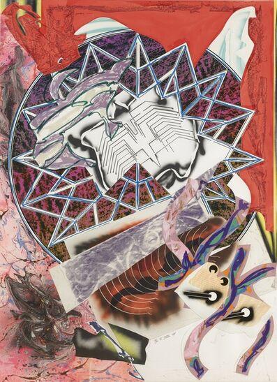 Frank Stella, 'Squid', 1989