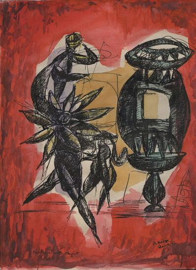 Dimitri Hadzi, 'Centaur with Object', 1956