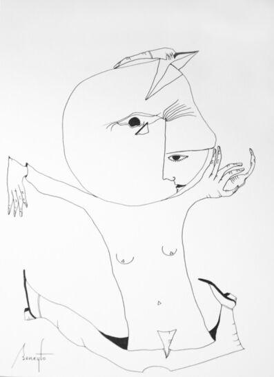 Antonio Beneyto, 'Personajes Postistas 03', 2013